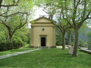 Immagine: La chiesa di Sant'Anna